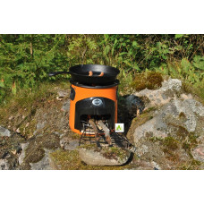 Envirofit Rocket Stove orange