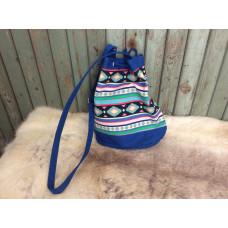 Ibiza väska blå