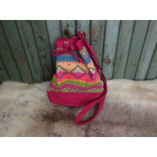Ibiza väska rosa